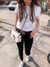 Bag & Belt: Gucci
